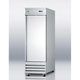 Summit Commercial Reach-In Freezer - 1 Door