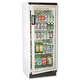 Summit Commercial Glass Door Beverage Merchandiser - 11.0 cu. ft. - White