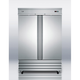 Summit Commercial Reach-In Refrigerator - 2 Door