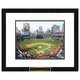 San Diego Padres MLB Framed Double Matted Stadium Print