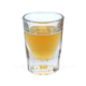 Anchor Hocking Whiskey Shot Glass - 2 oz with 1 oz Cap Line