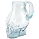 Glass Skull Mug - Half Liter