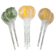 Spirit Flavored Lollipop Assorted Set - Pack of 6