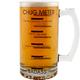 Chug Meter Beer Mug - 55 oz