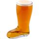 Oktoberfest Style Glass Beer Boot Stein - Half Liter