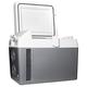 Summit Portable Refrigerator & Freezer Unit