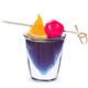 Blue Mai Tai Flavored Jello Shot Mix - 6.78 oz