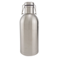 Double Walled Stainless Steel Swing Top Beer Growler - Vacuum Insulated - 2 Liters