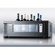Summit 8 Bottle Open Top Thermoelectric Wine Chiller