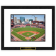 St. Louis Cardinals MLB Framed Double Matted Stadium Print