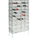 Wine Bottle Storage Security Cage Shelving Unit