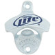 Miller Lite Wall Mounted Beer Bottle Opener