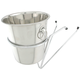Wine Bucket & Tableside Wine Bucket Support Stand Set