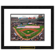 Texas Rangers MLB Framed Double Matted Stadium Print