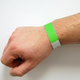 Bar & Event Security Wristbands - Set of 100 - Neon Green