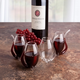 Footed Port Wine Sippers - Set of 4