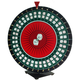 Tabletop Casino Craps Wheel with Playfield