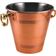 Behind The Bar® Copper Wine & Champagne Bucket