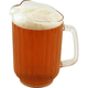 Plastic Beer Pitcher - 60 oz