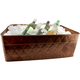 Copper Beverage Party Tub