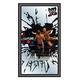 WWE CM Punk Framed Logo Bar Mirror