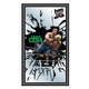 WWE John Cena Framed Logo Bar Mirror