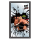 WWE Randy Orton Framed Logo Bar Mirror