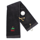 Personalized Embroidered Golf Towel