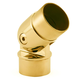 Adjustable Flush Elbow - Polished Brass - 2