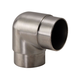 Flush Elbow Fitting 90 Degree - Brushed Stainless Steel- 1.5