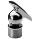 Ball Adjustable Saddle Post - Brushed Stainless Steel - 1.5