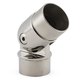 Adjustable Flush Elbow - Polished Stainless Steel - 2