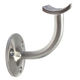 Handrail Bracket - Brushed Stainless Steel - 1.5
