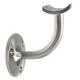 Handrail Bracket - Brushed Stainless Steel - 1.5