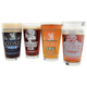 Libbey Stone Brewing Co. Beer Glass Pint Set - 16 oz - 4 Pieces