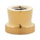 Handle Jacket - Tarnish-Free Brass Finish - Perlick 600 Series