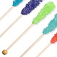 Dryden & Palmer Gourmet Rock Candy Swizzle Sticks - 5 3/4