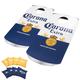 Corona Can Shaped Cornhole Bean Bag Toss Tailgating Game