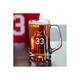 Personalized Basketball Jersey Beer Mug - 25 oz