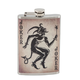 Joker Card Stainless Steel Hip Flask - 8 oz