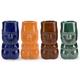 Ceramic Tiki Shot Glass - 2 oz