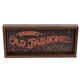 Whiskey Old Fashioned Recipe Wooden Serving Tray - Makes Great Wall Art