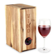 Acacia Wood Boxed Wine Cover