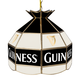 Guinness Handmade Stained Glass Tiffany Style Lamp