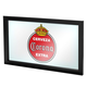 Corona Extra Vintage Logo Framed Bar Wall Mirror