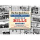 Buffalo Bills History New York Times Newspaper Compilation