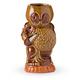 Ikaika Ipu Warrior Ceramic Tiki Mug  - 15 oz
