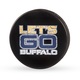 Hockey Puck Bottle Opener - Let's Go Buffalo