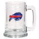 Buffalo Bills Personalized NFL Beer Mug -  with Sculpted Enameled Logo - 14 oz