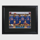 Buffalo Bills Personalized NFL Locker Room Print with Matted Frame